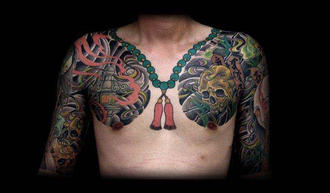 Путеводитель по культуре японских татуировок. Изображение № 15.