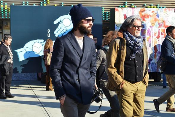Итоги Pitti Uomo: 10 трендов будущей весны, репортажи и новые коллекции на выставке мужской одежды. Изображение № 144.