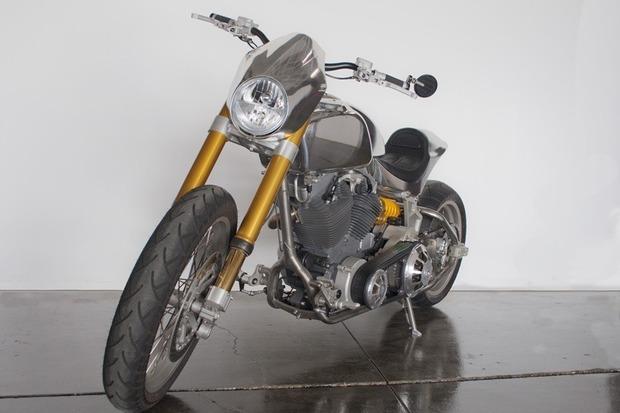 Киану Ривз основал компанию по производству кастомных мотоциклов на базе Harley-Davidson. Изображение № 7.