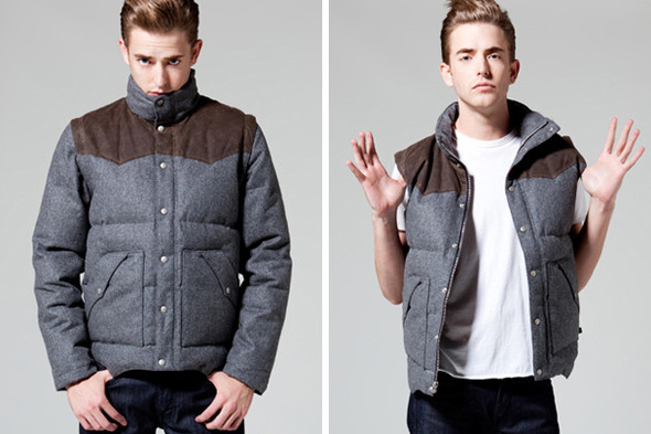 Куртка Rag&Bone с отстегивающимися рукавами. Изображение № 17.
