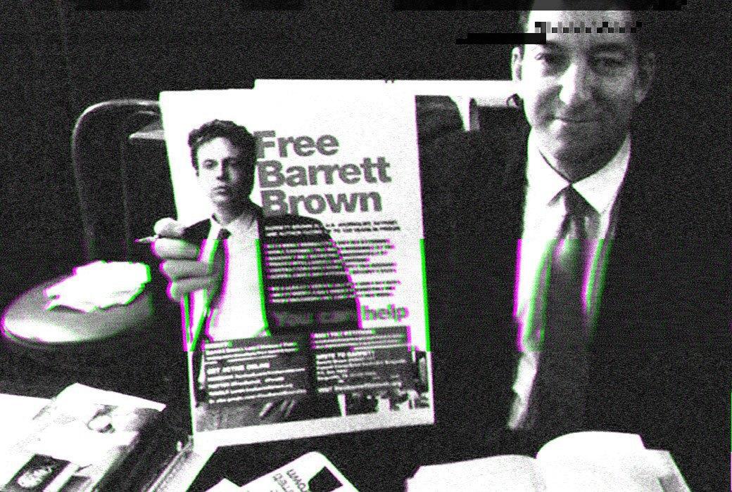 Барретт Браун: Как геймер-наркоман стал главным политзаключённым Америки. Изображение № 1.