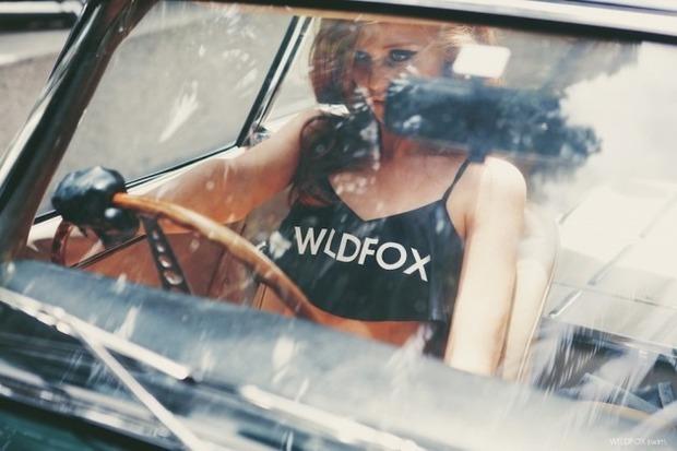 Модель Синтия Дикер снялась в рекламе купальников марки Wildfox. Изображение № 10.