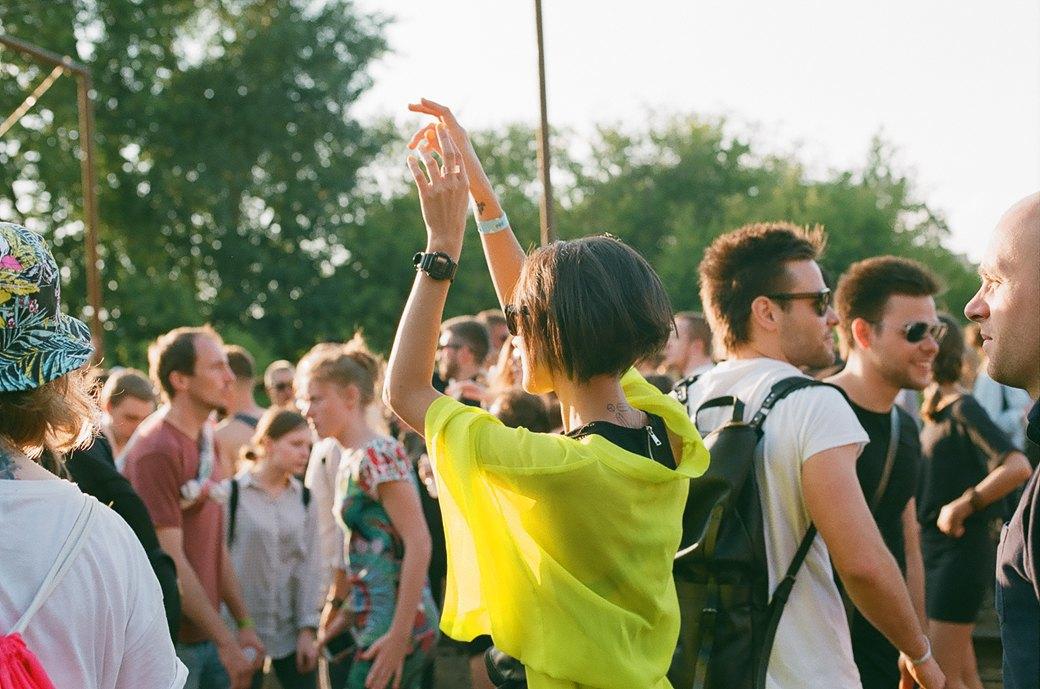 Фоторепортаж: Фестиваль Outline на Карачаровском механическом заводе. Изображение № 47.