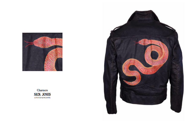 Марка Levi's Vintage Clothing выпустила коллекцию байкерских кожаных курток. Изображение № 8.