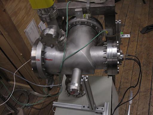 Американец построил ядерный реактор из деталей, купленных на eBay. Изображение № 6.