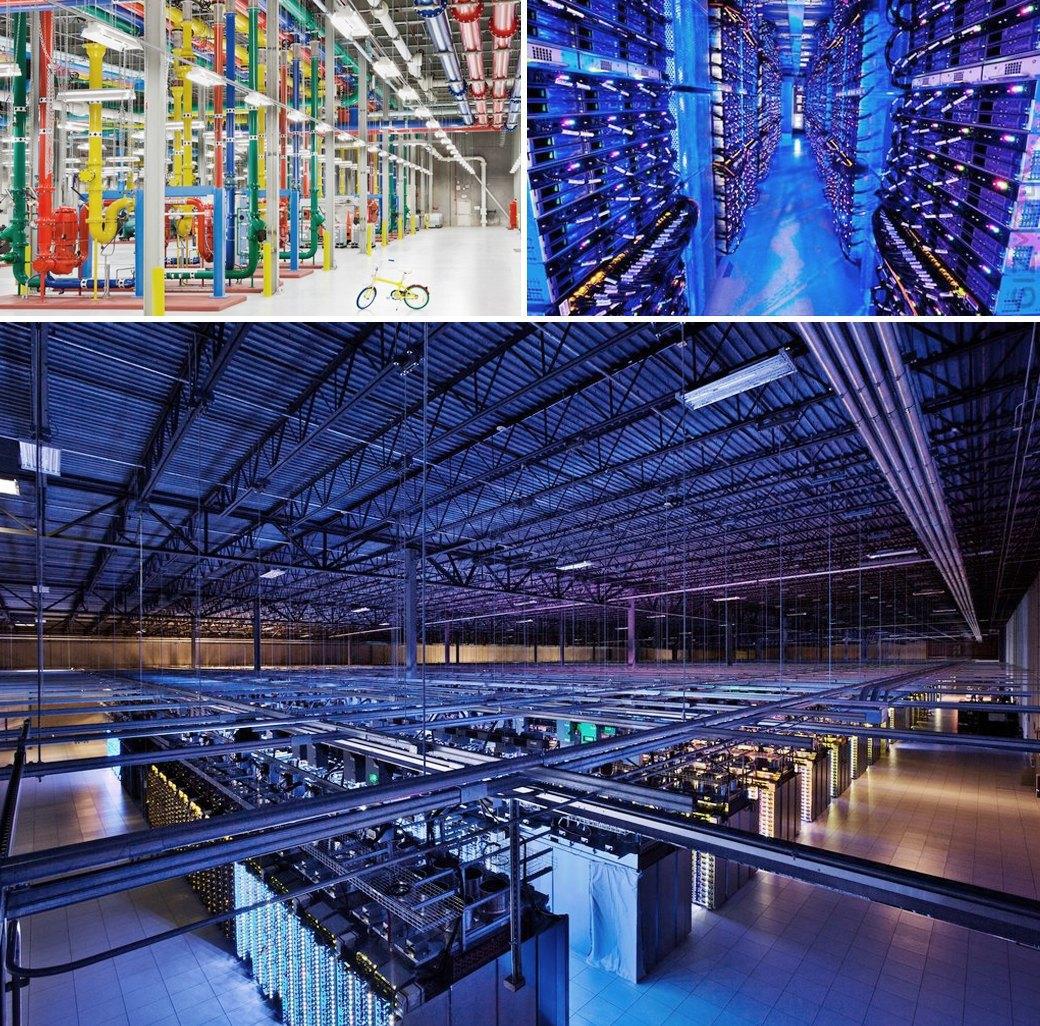 Серверы в скалах, в бомбоубежище и другие достойные внимание дата-центры. Изображение № 7.
