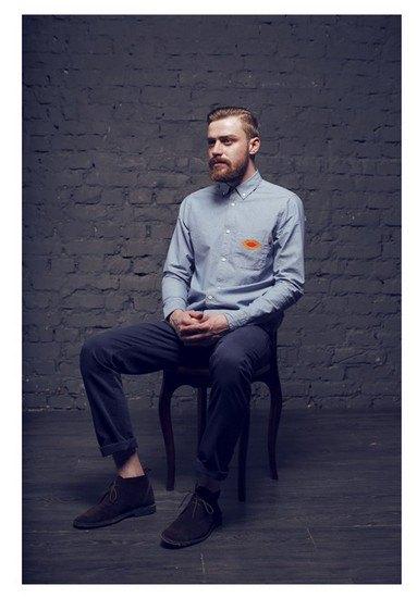 Киевская марка Syndicate представила весеннюю коллекцию одежды. Изображение № 14.