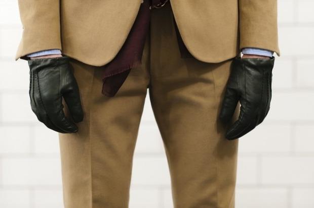 Марка Gant Rugger опубликовала второй лукбук осенней коллекции одежды. Изображение № 18.