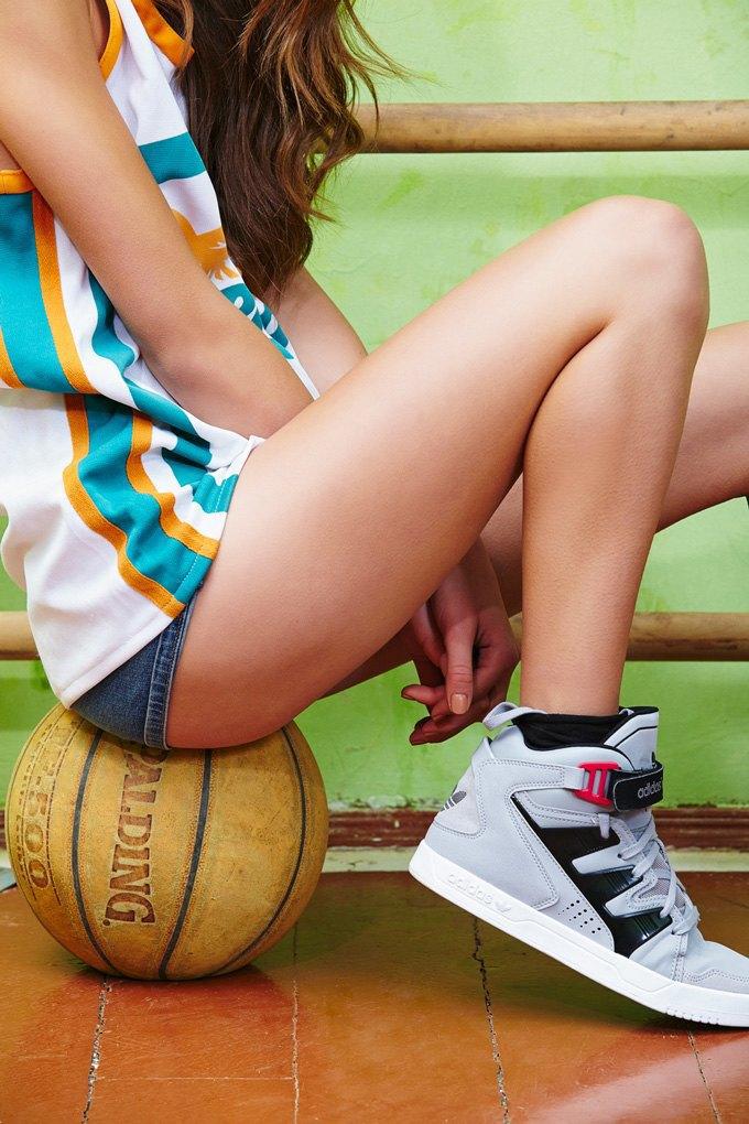 Добейся успеха: Чирлидерши тестируют кроссовки. Изображение № 11.