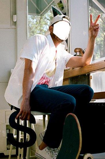 Марка Stussy выпустила лукбук летней коллекции одежды. Изображение № 3.