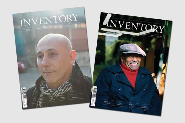 Вышли новые номера Fantastic Man и Inventory. Изображение № 10.