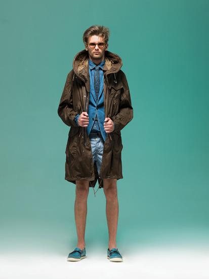 Марка Grunge John Orchestra. Explosion опубликовала лукбук новой коллекции одежды . Изображение № 6.