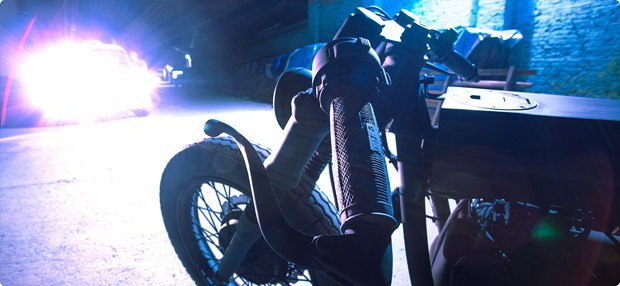 Мотомастерская Bandit9  собрала новый кастомный мотоцикл Nero MKII. Изображение № 1.