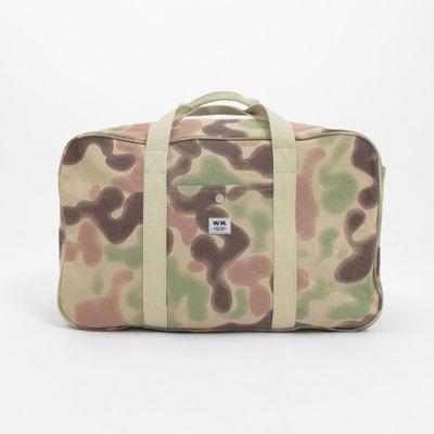 Новая коллекция камуфляжных сумок марки Wood Wood. Изображение № 3.