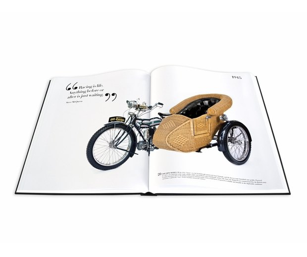 Вышла книга The Impossible Collection of Motorcycles. Изображение № 8.