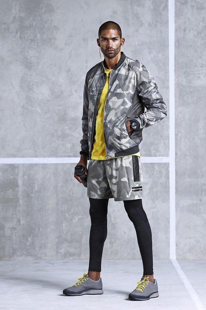 H&M представила новую коллекцию одежды для спорта. Изображение № 2.