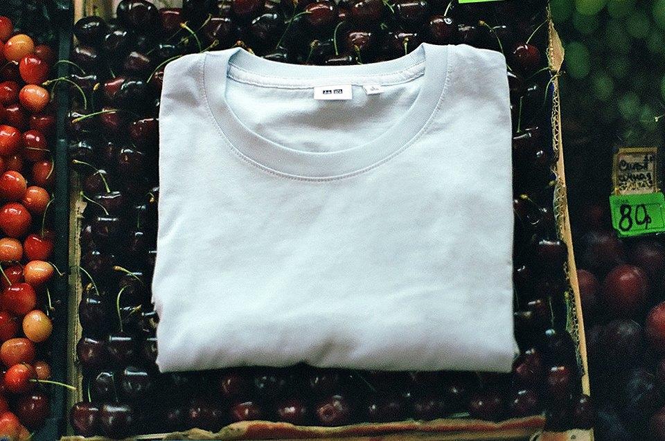 Самый сок: Ревизия цветных футболок. Изображение № 6.