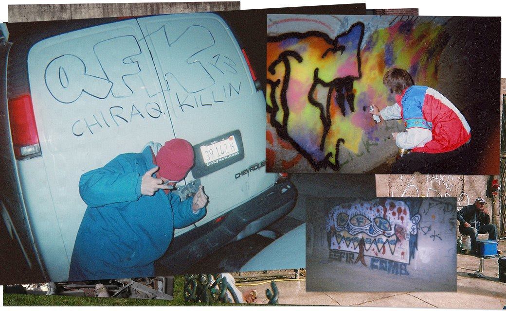 Банда аутсайдеров: Как уличные художники возвращают искусству граффити дух протеста. Изображение № 9.