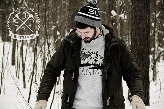 Новая марка: Уличная одежда SUP?SUP!. Изображение № 11.