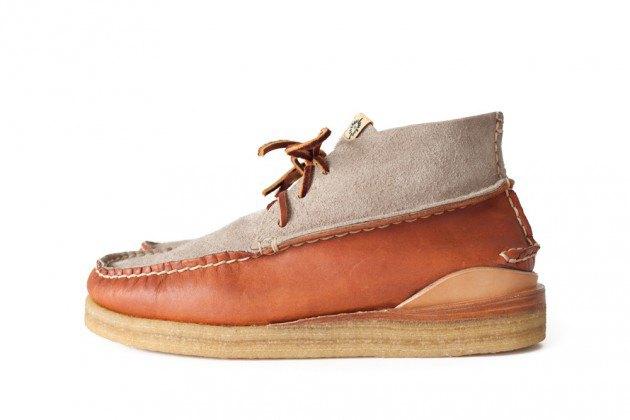 Марка Visvim представила вторую часть осенней коллекции обуви. Изображение № 4.