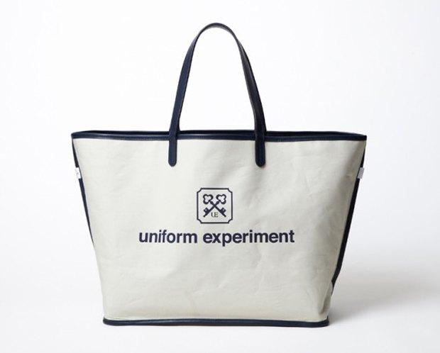 Марки Mastermind Japan и Uniform experiment выпустили капсульную коллекцию одежды. Изображение № 15.