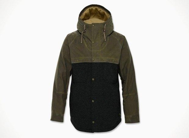 Американские марки Filson и Burton выпустили совместную коллекцию курток. Изображение № 1.