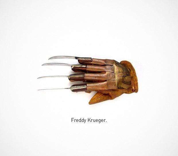 Итальянский дизайнер представил коллекцию ножей знаменитых персонажей. Изображение № 41.