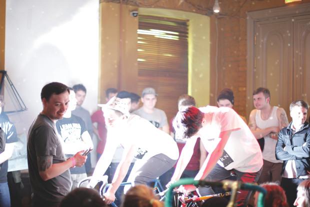 Фотографии с вечеринки Velocafe. Изображение № 6.