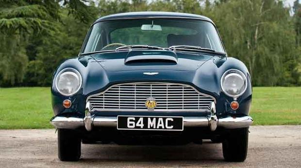 Aston Martin DB5 Пола Маккартни продали на аукционе за полмиллиона долларов . Изображение № 2.