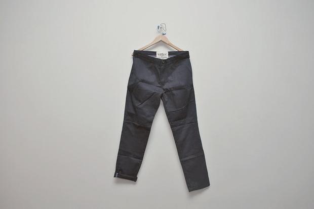 Новая марка: Стеганые куртки, брюки и кофты Sailor Streetwear. Изображение № 7.