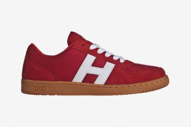 Калифорнийская марка Huf выпустила новый лукбук и весеннюю коллекцию обуви. Изображение № 12.