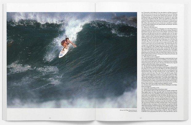 Вышел второй номер журнала Saturdays Magazine американской марки Saturdays Surf NYC. Изображение № 3.
