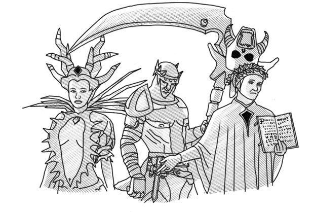7 видеоигр, созданных по сюжетам книг. Изображение № 6.