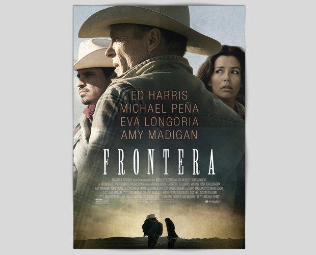 Трейлер дня: «Граница». Новая криминальная драма с Евой Лонгорией и Эдом Харрисом. Изображение № 1.