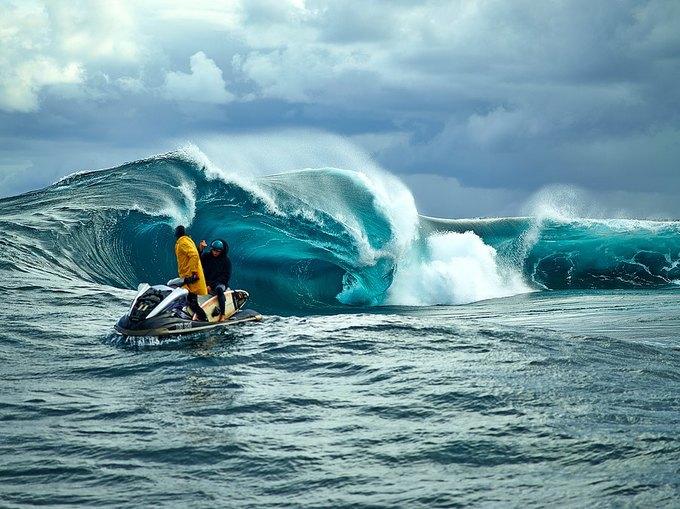 10 самых опасных в мире мест для сёрфинга. Изображение № 7.