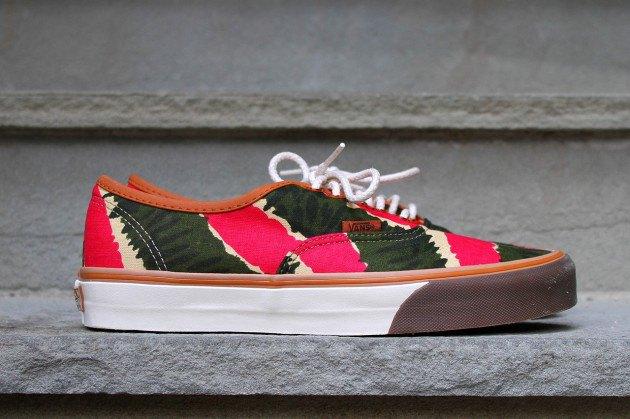 Марки Bodega и Vans Vault выпустили совместную коллекцию обуви. Изображение № 3.