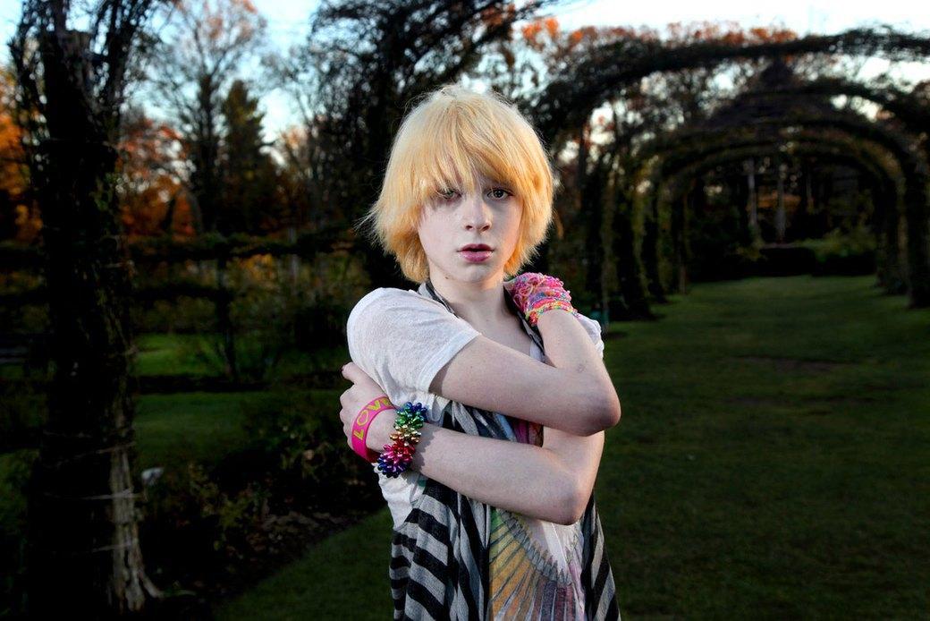 Нежный возраст: Подростки-гомосексуалы в фотопроекте Майкла Шарки. Изображение № 7.