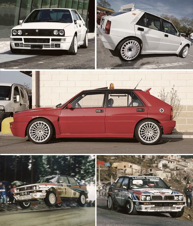 Гид по достижениям Lancia: 8 фантастических машин, опередивших свое время. Изображение № 14.