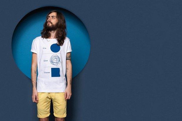 Французская марка Sixpack опубликовала лукбук весенней коллекции одежды. Изображение № 18.