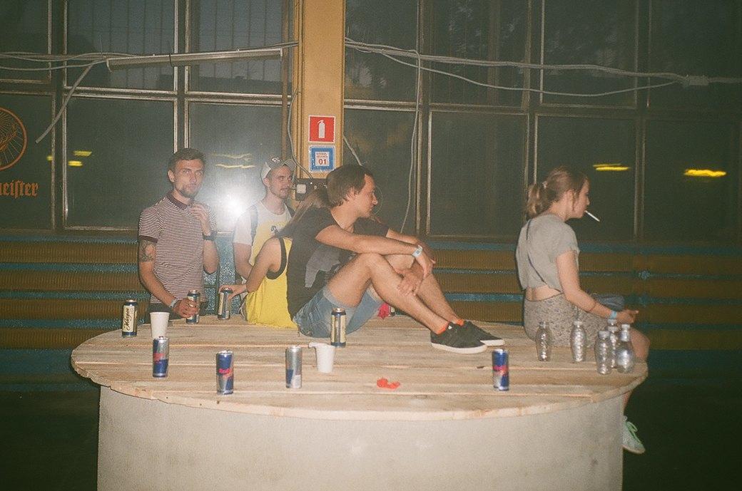 Фоторепортаж: Фестиваль Outline на Карачаровском механическом заводе. Изображение № 17.