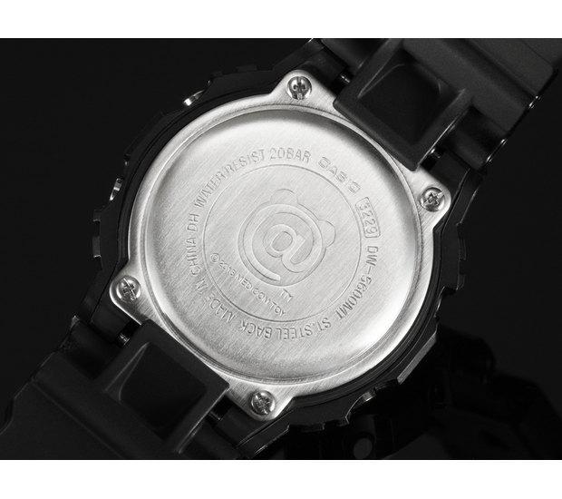 Компании Medicom Toy и Casio выпустили юбилейную модель часов G-Shock. Изображение № 6.