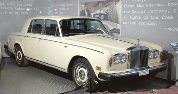 Репортаж с выставки машин Джеймса Бонда. Изображение № 2.