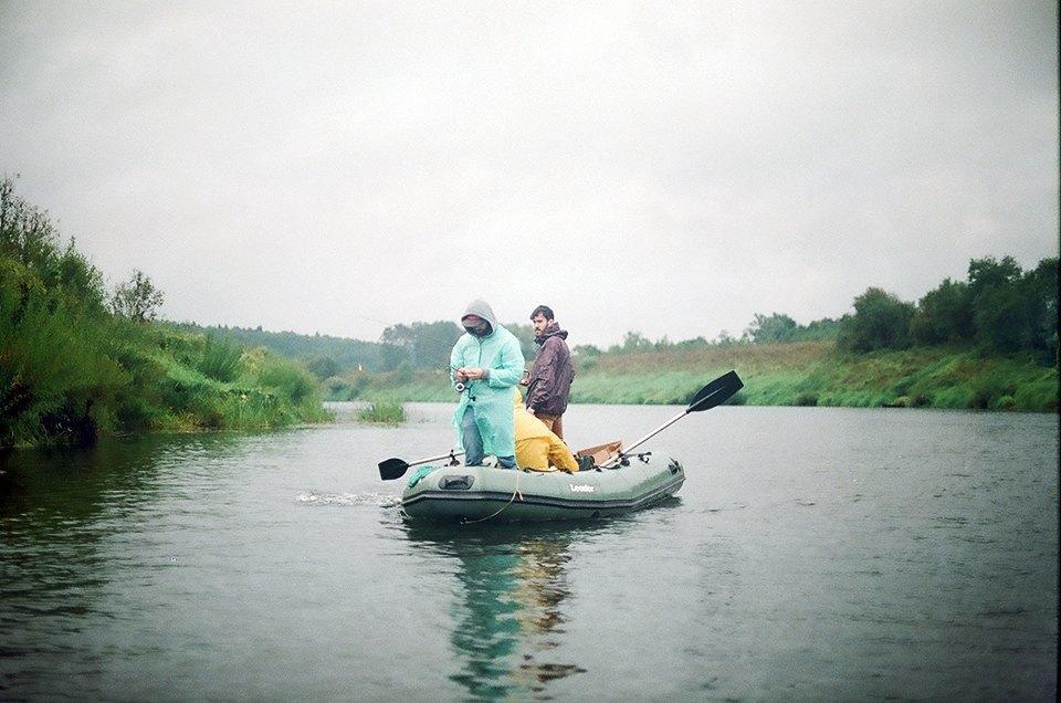 Фоторепортаж: Как редакторы FURFUR съездили на рыбалку. Изображение № 41.