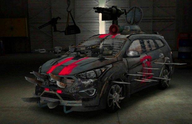 Hyundai анонсировали новый вариант автомобиля для зомби-апокалипсиса. Изображение № 1.