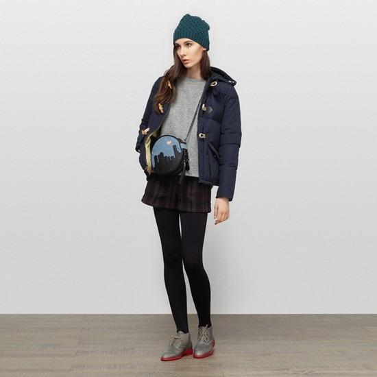 Магазин Kixbox опубликовал лукбук осенне-зимней коллекции одежды. Изображение № 3.