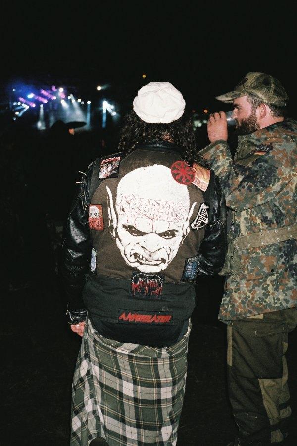 Цельнометаллическая оболочка: Путеводитель по курткам металлистов в формате фоторепортажа. Изображение № 26.