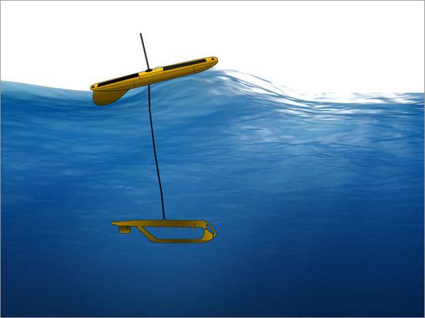 Плавучий робот добрался от берегов Америки до Австралии. Изображение № 6.