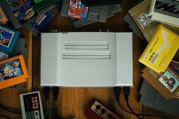 В США собрали алюминиевую приставку Nintendo NES cтоимостью $500. Изображение № 1.