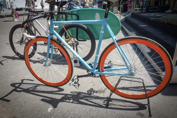 Рамы для велосипедов марки Cinelli. Изображение № 3.