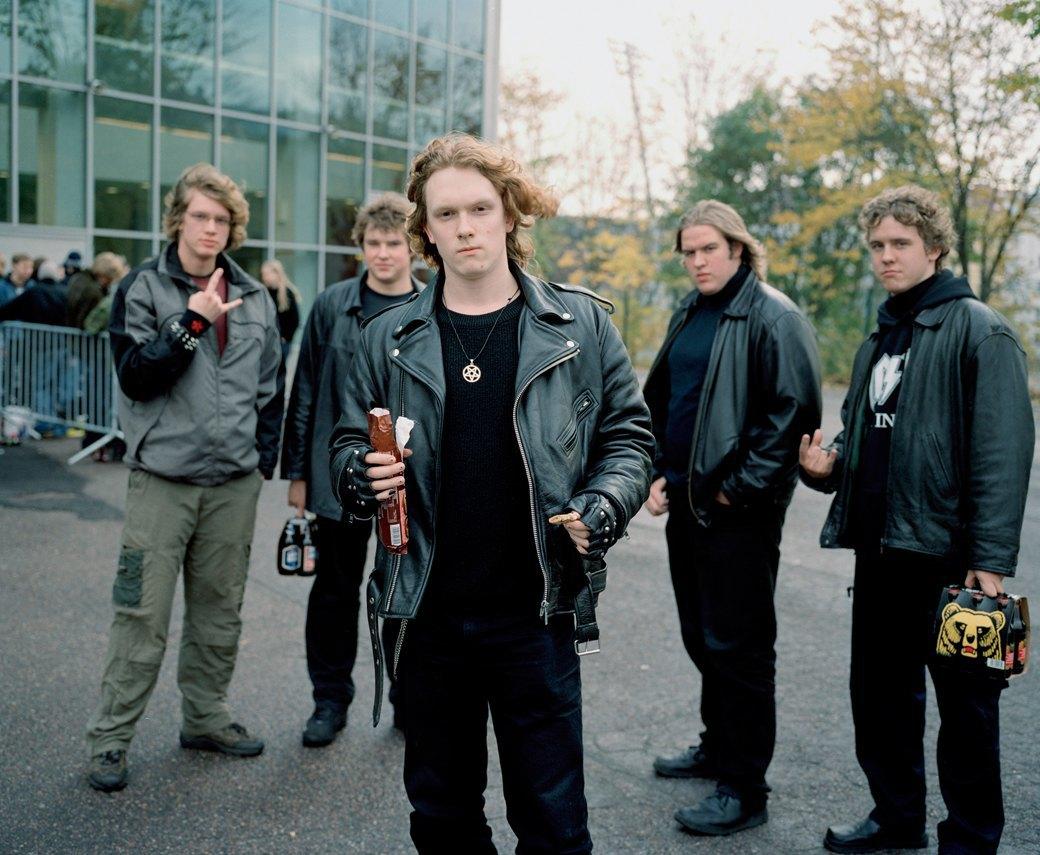 Убийцы: Как выглядят фанаты главной в мире метал-группы. Изображение № 18.